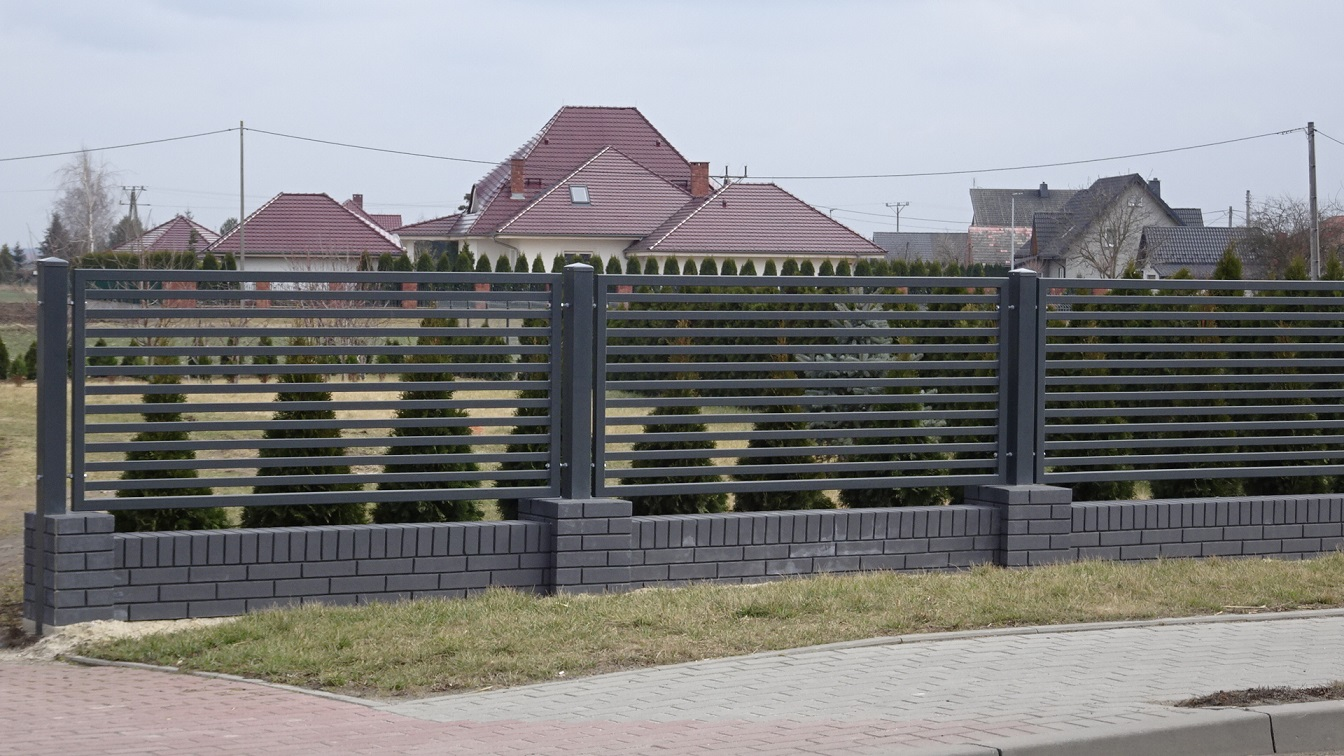 Moderne Fullungen Zaun Tor Gmbh